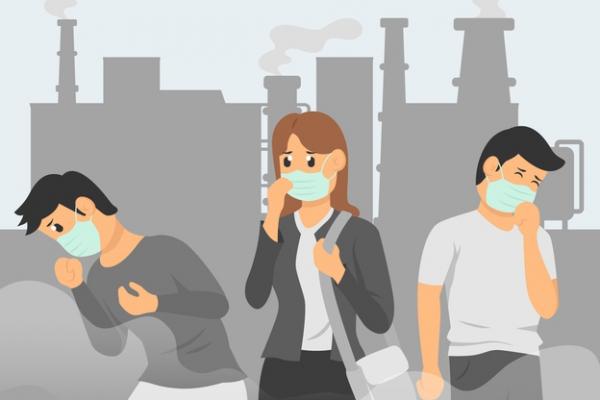 Colombia, México, Perú y Chile en el ranking de los 50 países con peor calidad de aire